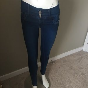 Denim - Jeans curve perfect m-3722